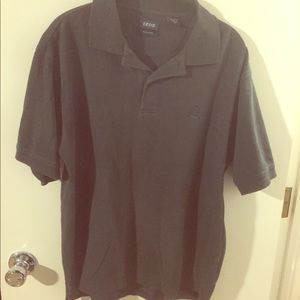 Green IZOD Gently Worn Polo Shirt SZ Medium